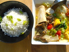BULALO (KANSI) BEEF BONE MARROW SOUP