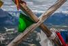 Sulphur Mountain Prayer Flags