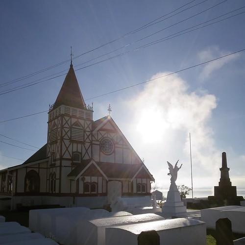 St. Faith's Anglican Church. #airnzjp #link_nz #rotoruaNZ