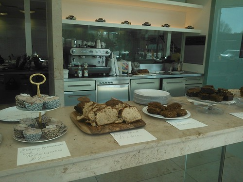 MS Bake sale London