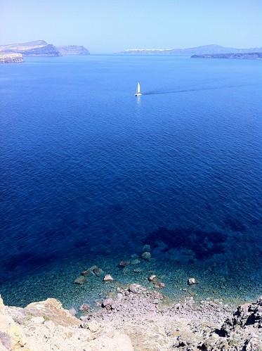 Azure Solitude