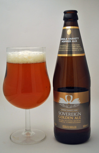 Marks and Spencer Sovereign Golden Ale