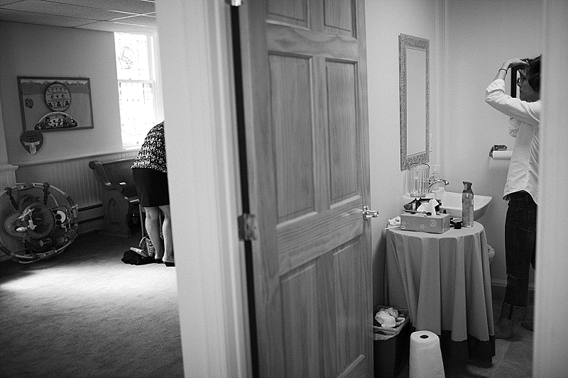 megan + clint clear spring, md wedding