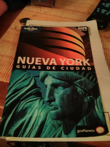 Guia de ciudad de Nueva York