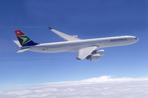 South African First A340-600