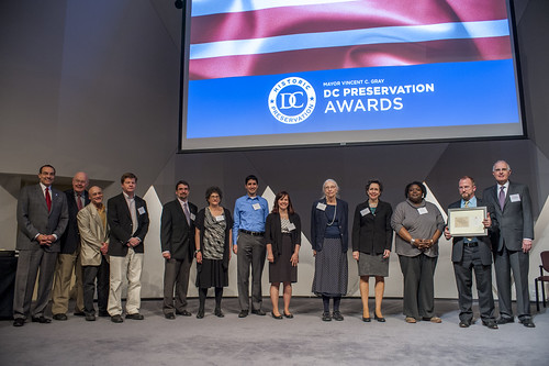 DC Historic Preservation Awards