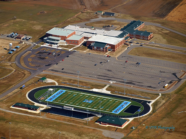 Muhlenburg County North High School West Campus - Greenville, Kentucky