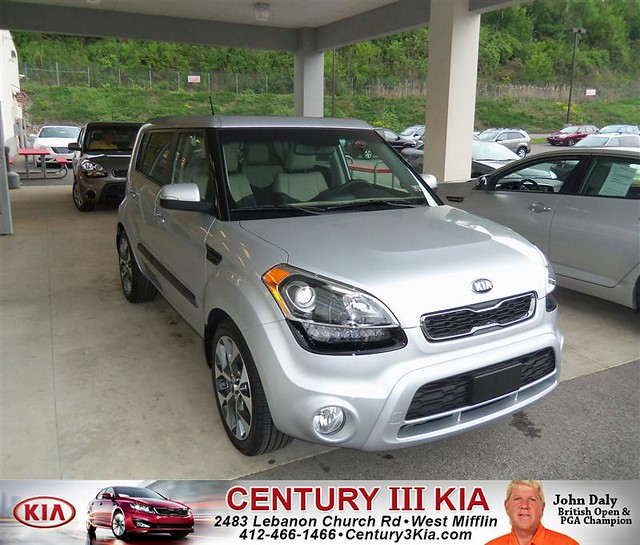 century 3 kia would like to say congratulations to margie rose on the 2013 kia soul flickr. Black Bedroom Furniture Sets. Home Design Ideas