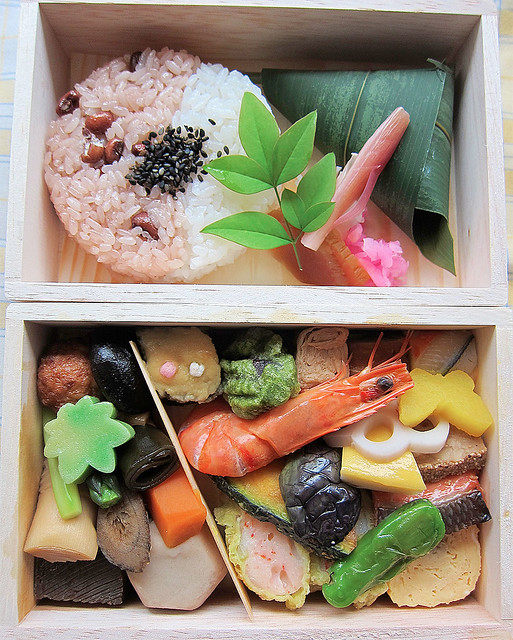 Mother's Day bento
