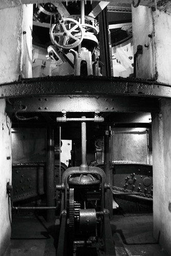 Turret Machinery in Fort Douaumont