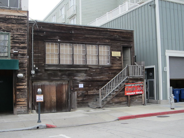 "Ed ""Doc"" Ricketts' Lab on Cannery Row"