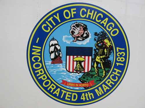 The official Chicago city seal. by Eddie from Chicago