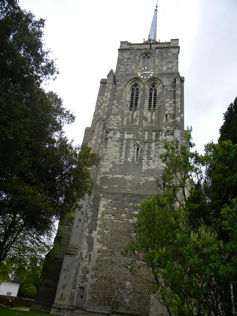 Ashwell Church Tower