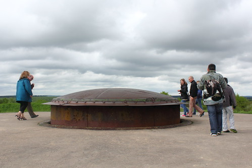 Fort Douaumont's Main Turret