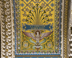 tapestry, carving, art, pattern, design,