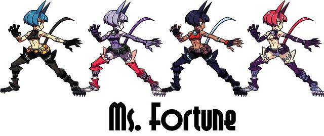 Skullgirls on PS3