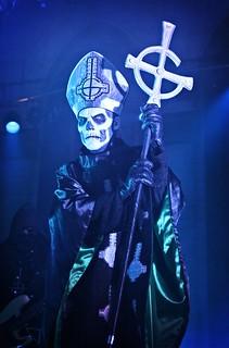 Papa Emeritus II - Ghost B.C.