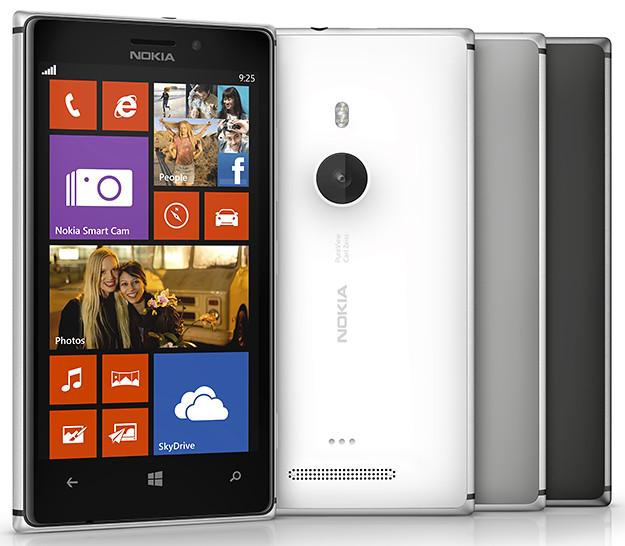 <h2>Nokia Lumia 925 Smart Camera</h2>