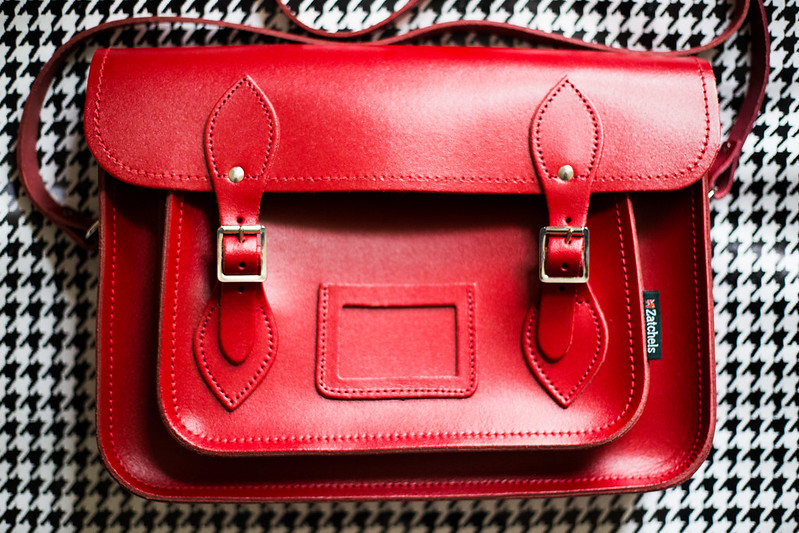 Zatchels satchel