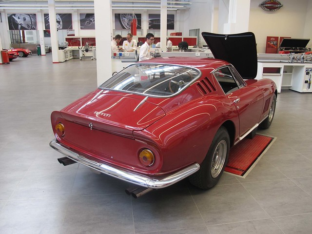 Ferrari Factory Tour In Maranello Italia 18 Explore