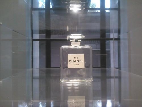 Chanel No 5 vintage bottle