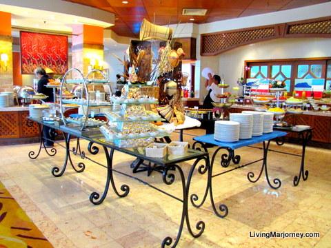 Pacific Sutera Hotel Cafe Boleh