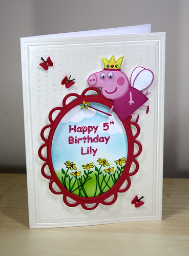 Peppa Pig Wishes to Lucy