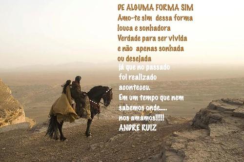 DE ALGUMA FORMA SIM by amigos do poeta