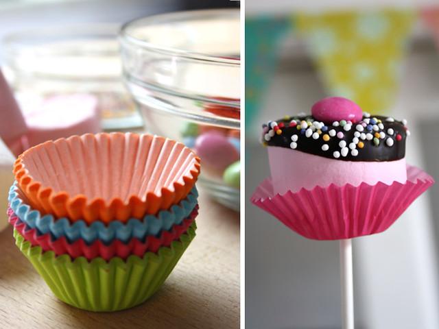 Cupcakes op een stokje #2