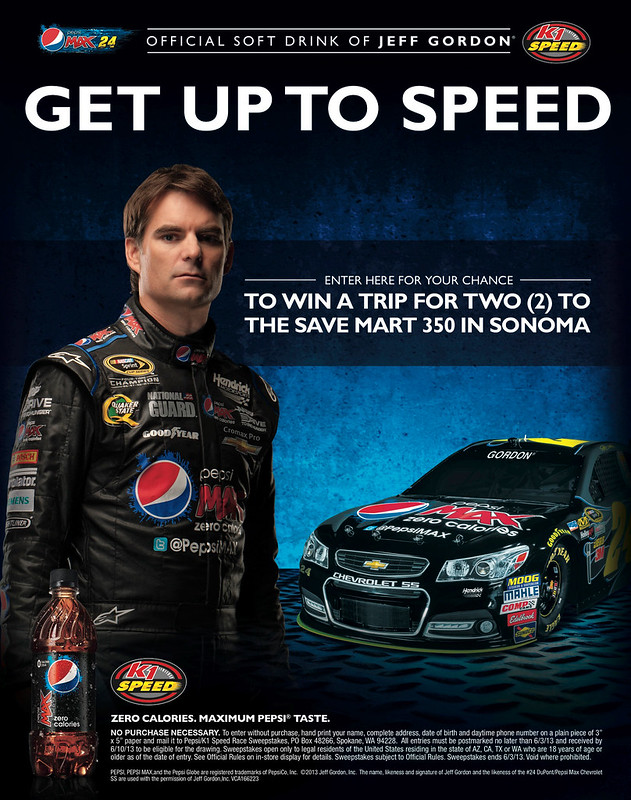 8739885704 00f4df1dea c GET UP TO SPEED   K1 SPEED // PEPSI SWEEPSTAKES!