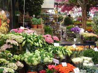 Mercado de las flores (Amsterdam)