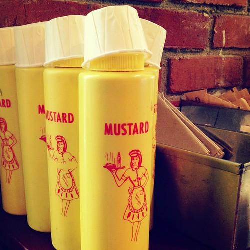 nyc mustard