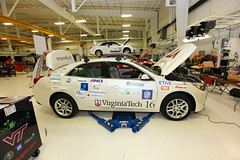 Virginia Tech at the Year Two Competition