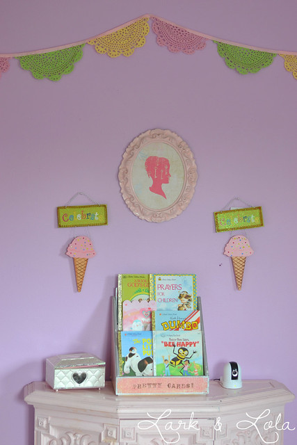 Eisley's wall