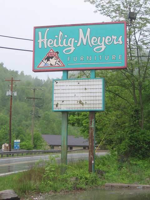 Heilig Meyers Furniture Kermit Wv Flickr Photo Sharing