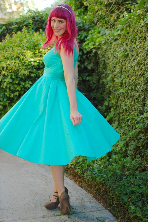 mintdress5