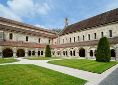 Côte d'Or - Abbaye de Fontenay