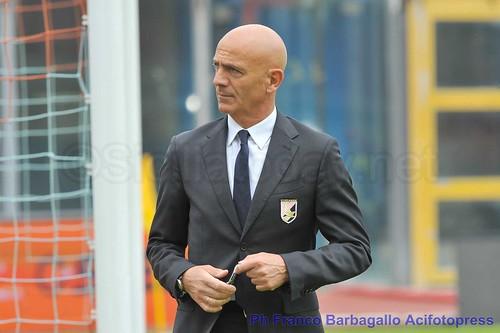 """Catania, Sannino: """"Grande rammarico ma prestazione positiva""""$"""
