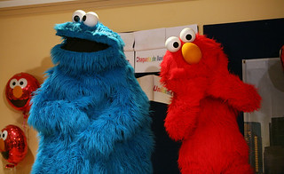Elmo & Cookie Monster - Inspiration