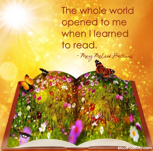 """""""When I Learned to Read"""" Word Art Freebie"""