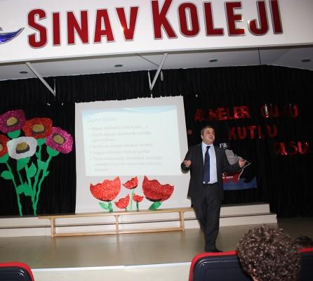 Üsküdar Üniversitesi, Sınav Koleji'nde