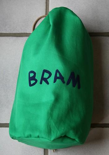 Rugzakje voor Bram