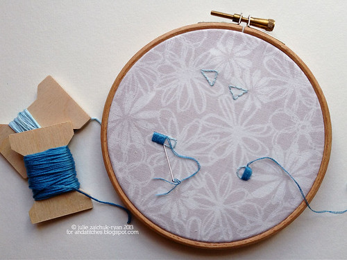 Satin Stitch: Basic Tips