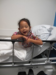 Amelie's 3rd surgery