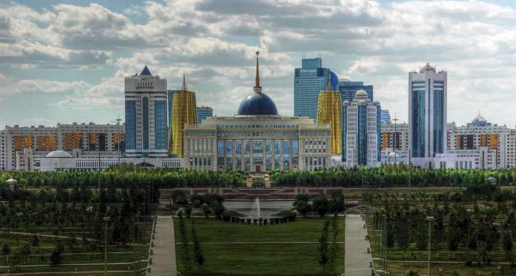 president palace astana kazakhstan