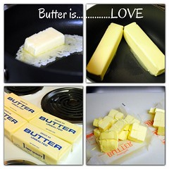 Butter makes everything better!