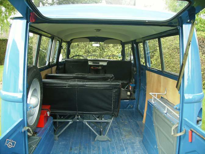 Estafette alouette gendarmerie 1980 for Interieur estafette