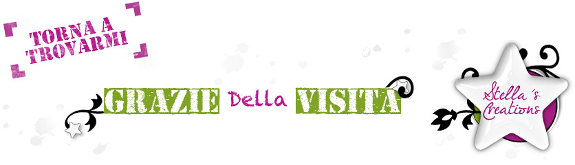 Vietato prelevare,copiare e/o modificare!!! - Veste grafica by Stella's Creations - http://sc-artistanelcuore.blogspot.com