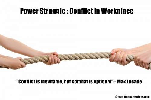 How To Deal With Workplace Conflicts
