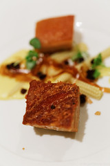 20130516-03-Pork belly at Point Revolving Restaura…